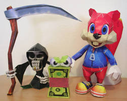 conker and company by Lofo