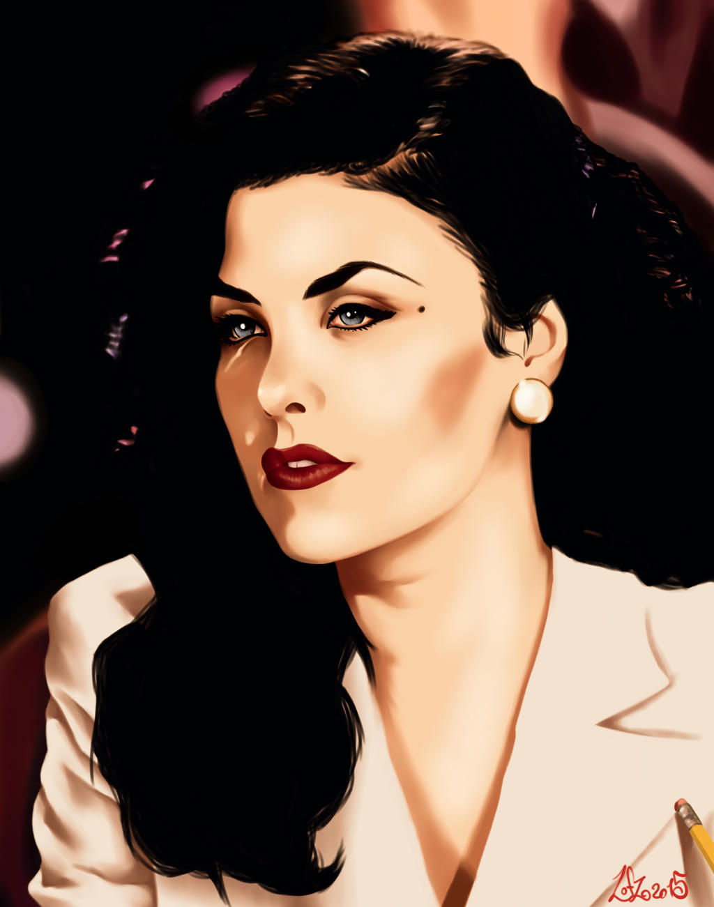 Sherilyn Fenn by Lofo