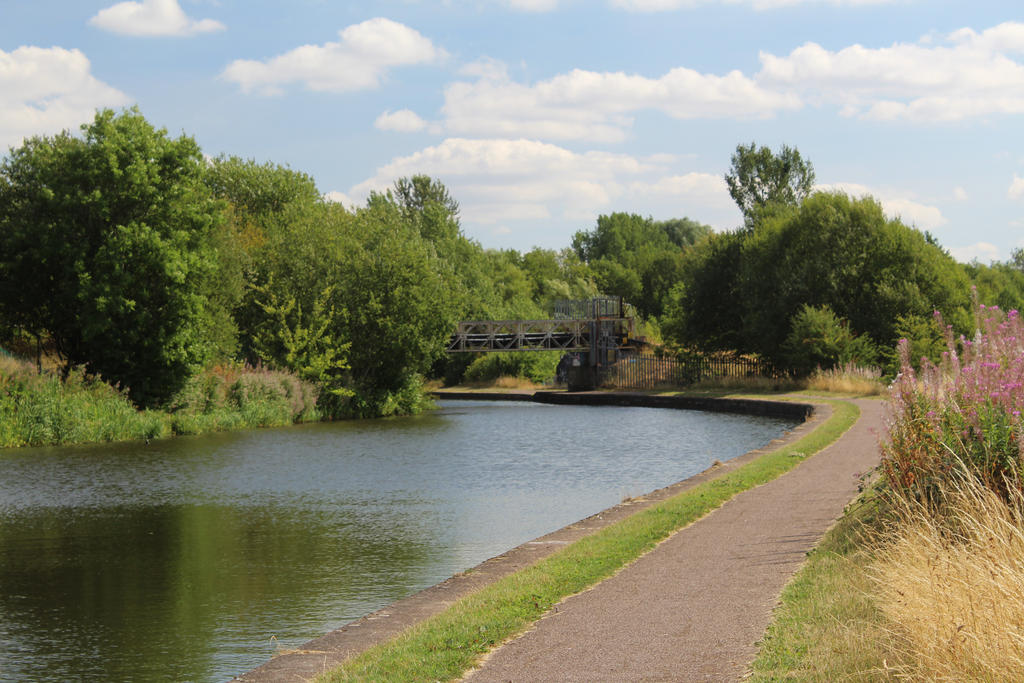 The Trent and Mersey Canal by Armstrongy85