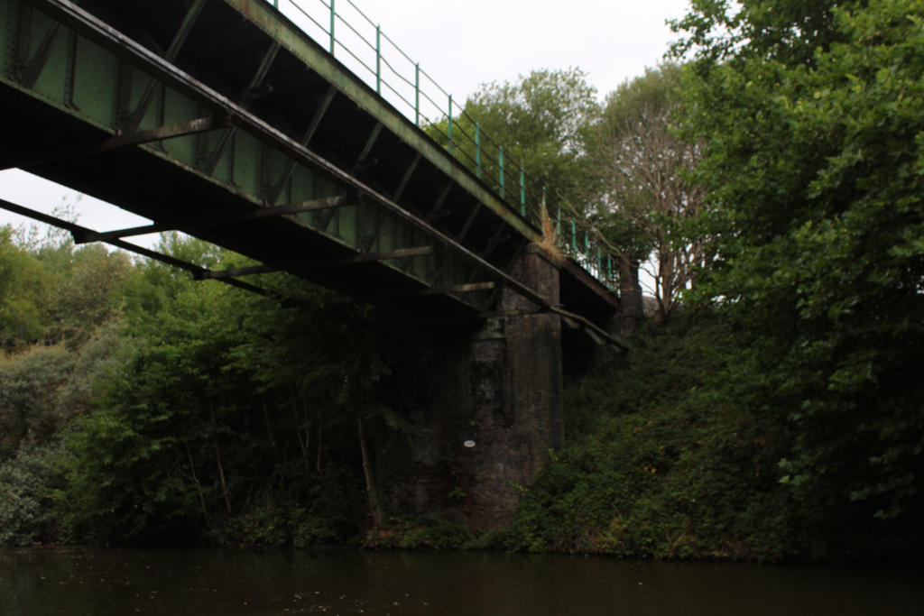 Old disused bridge by Armstrongy85