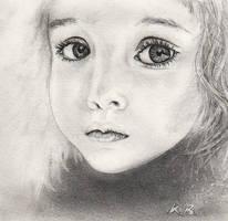 lil girl by SitaraGirl