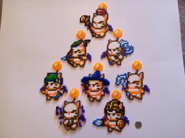 Moogle perlers