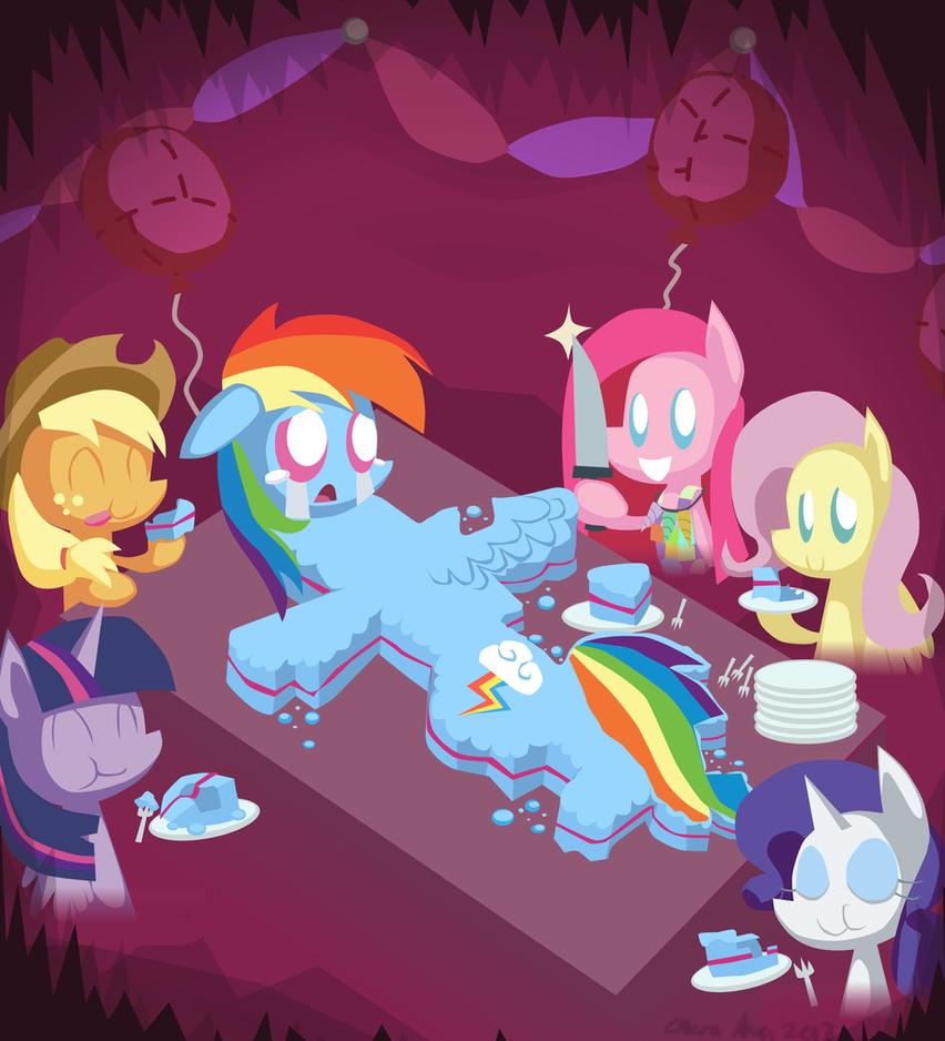 NATG3-17: Taste The Rainbow by Cazra