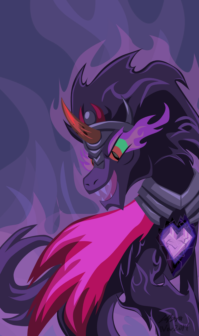 Shadow Sombra by Cazra
