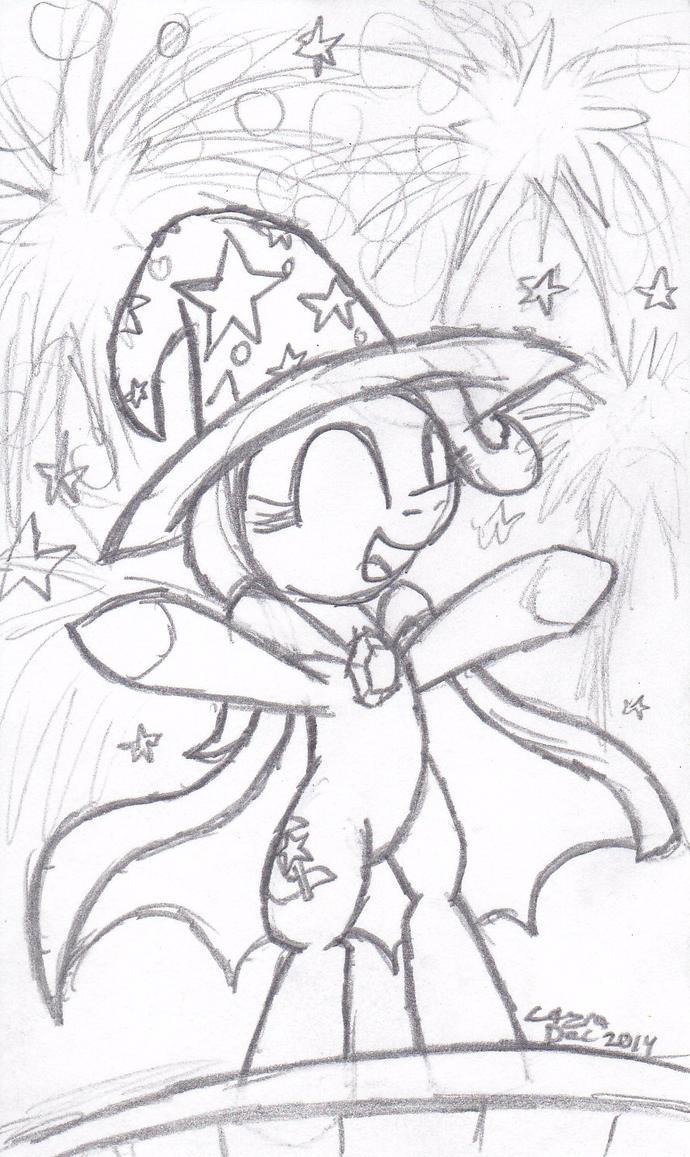 Trixie Triumphs! by Cazra