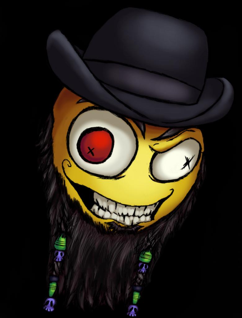 Psychosystem Band Mascot by Cazra