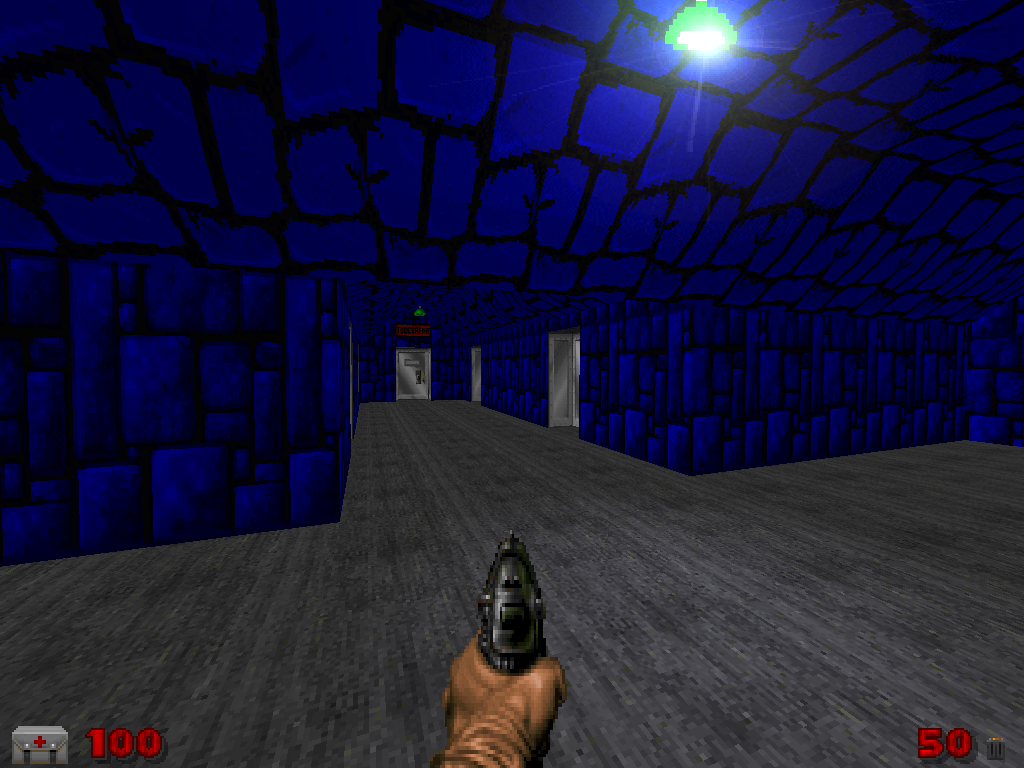 Zdoom view topic brutal wolfenstein 3d v5 0 w i p for Wolfenstein 3d