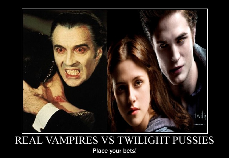 how to become a twilight vampire in real life