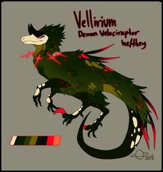 Vellirium Ref 2018/2019