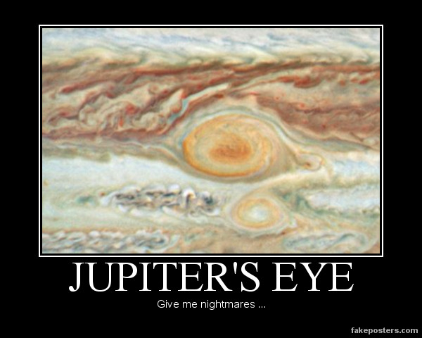 how to find the gravity of jupiter