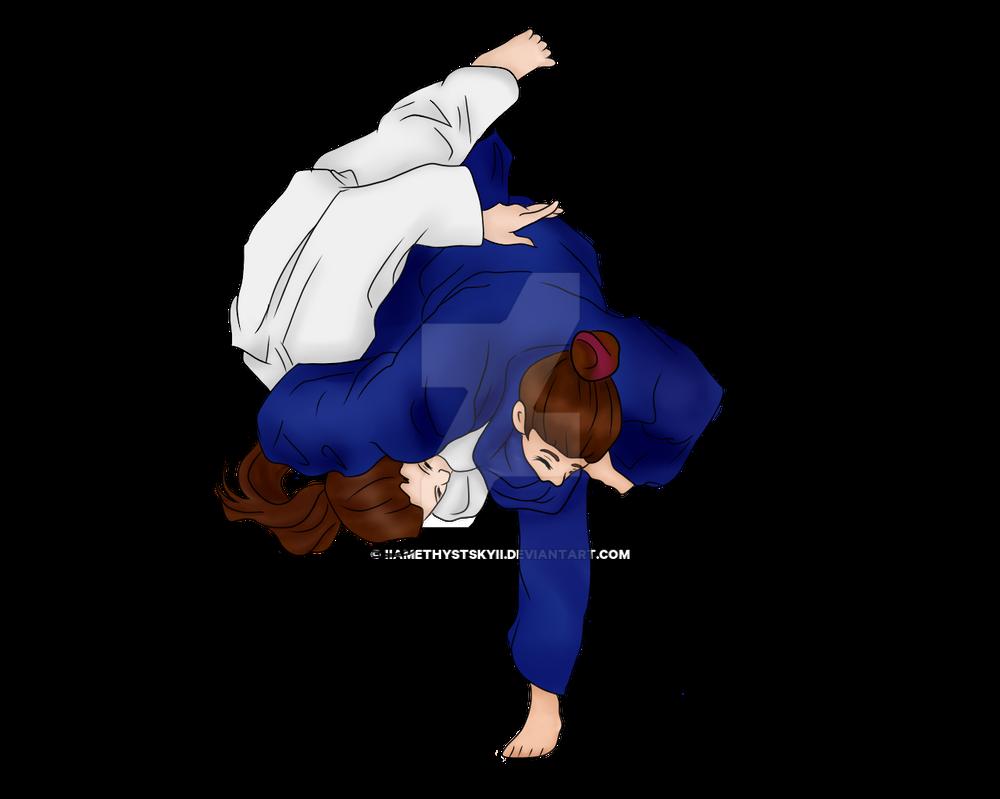 Judo UDEM #1 by IIAmethystSkyII on DeviantArt