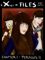 KotOR 2 comic ch I cover by Silieth