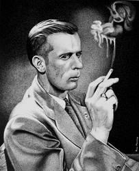 Smoking Man- Commission