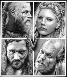 Vikings Tribute