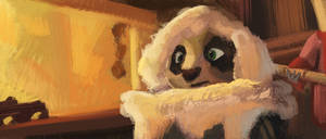 Pause and Paint 4 (Kung Fu Panda 2) Commentary!!!!