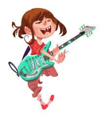Kidz With Guitarz  1