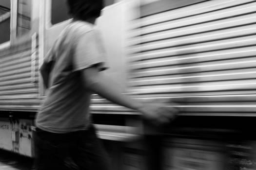 Chasing Train