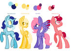 MLP Characters (1)