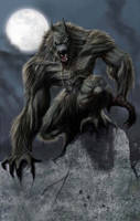 Werewolf by Lykamo