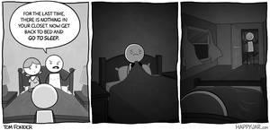 Happy Jar - Monster by tomfonder