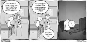 Happy Jar - Back Probs by tomfonder