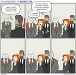 The Adventures of Business Cat - Snub