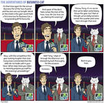 The Adventures of Business Cat - Gala