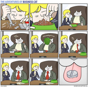 The Adventures of Business Cat - Trial and Error