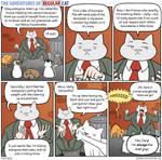 The Adventures of Regular Cat - Housemates