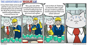 The Adventures of Regular Cat - Factory