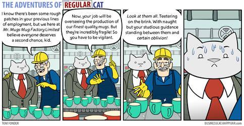 The Adventures of Regular Cat - Factory