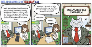 The Adventures of Regular Cat - Emporium