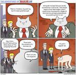 The Adventures of Regular Cat - Defeat