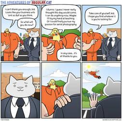 The Adventures of Regular Cat - Free