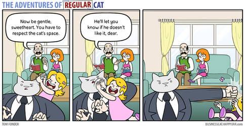 The Adventures of Regular Cat - Gentle