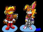 D'Coolettes Sonic Resistance