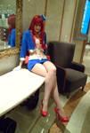 Yoko Littner- Gurren Lagann (S.t.a.r.S Uniform)
