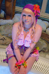 Sheryl Nome: Macross Frontier - Pink Hibiscus IV