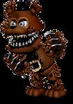 Adventure Twisted Freddy