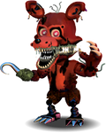 Adventure Twisted Foxy