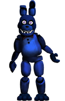Unwithered Bonnie v2 by 133alexander