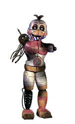 Ignited Funtime Chica by 133alexander