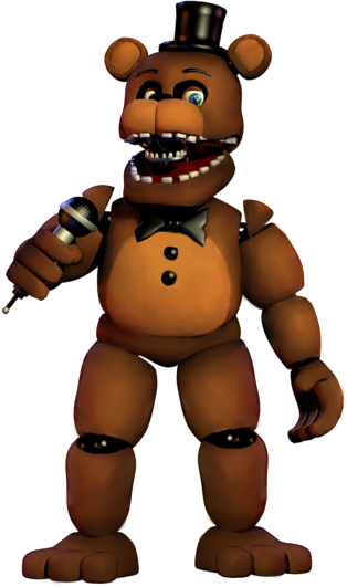 Unwithered Freddy by 133alexander on DeviantArt