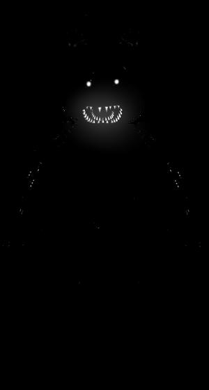 Nightmare Shadow Bonnie