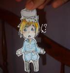Paper Child: Finland