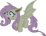 Flutterbat is Surprised