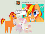 Ask My OCs: Group Answer 3 by xHalesx