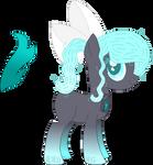 Flame-Light Pony Custom for KoalaDrawz