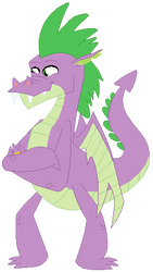 Spike   Next Gen by xHalesx