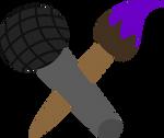 Paragon Chrysocolla Cutiemark | [AT] by xHalesx